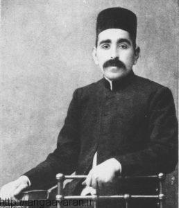 سلیمان میرزا اسکندری دبیرکل کمیته دفاع ملی. اعضای این کمیته قصد مبارزه در برابر اشغالگران روس و انگلیسی را داشتند