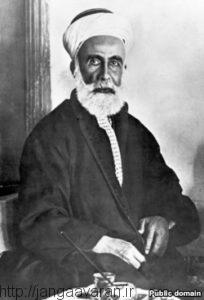 شریف حسین امیرحجاز. او اصلی ترین بازیگر انقلاب عربی در ماه های آغازین بود