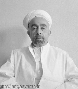 عبدالله بن حسین که بعدها به نام عبدالله اول پادشاه اردن شد. او برادرانش نقش زیادی در پیروزی انقلاب عربی داشتند