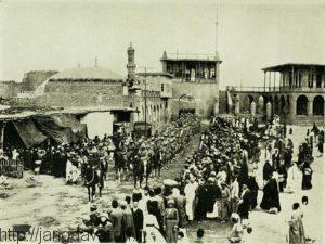 ورود ارتش انگلستان به شهر بغداد. این آخرین پیروزی ژنرال مود بود چراکه بعد از این پیروزی در اثر وبا درگذشت