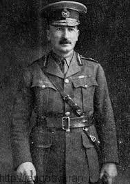 ژنرال کوب. او با تصرف موصل بعد از پایان جنگ جهانی عملا فتح عراق را تکمیل کرد