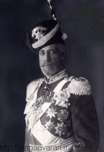گراندوک نیکلا فرمانده ارتش قفقاز. با انتصاب او به سمت فرمانده کل ارتش روسیه و ترفیع درجه ژنرال یودینیچ اوضاع جبهه قفقاز رادگرگون کرد