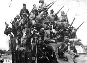 سربازان نامنظم ارتش هاشمی تحت فرماندهی افسران اروپایی و مصری به سرعت تبدیل به یک ارتش منظم شدند