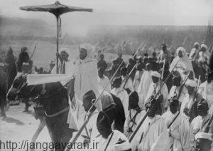 شورش سنوسی ها در لیبی انگلستان و متحد جدیدش ایتالیا را دچار دردسر کرد