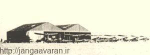 نیروی هوایی سلطنتی در فرودگاه اسماعیلیه. این هواپیماها نقش زیادی در شناسایی وبمباران مواضع عثمانی و آلمان ایفا کردند
