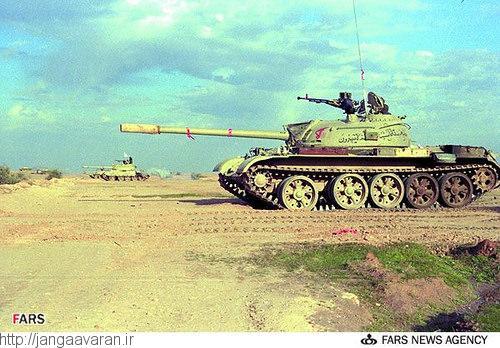 خرید های نظامی ایران در زمان جنگ با عراق