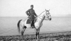 جمال پاشا فرماندار وقت شام و فلسطین. او قصد اخراج تمام مهاجران یهودی را داشت که با فشار دولت آلمان منصرف شد