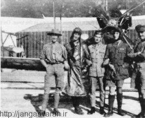 نیروی هوایی بریتانیا با بمباران مداوم مواضع ترک ها و آلمانی تلفات زیادی به آنها وارد کرد
