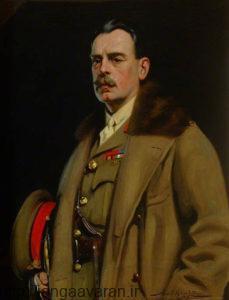 ژنرال چتوود از فرماندهان نبرد بئرشبع