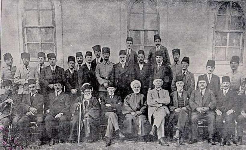 کنگره سیواس نقطه عطف تاریخ جمهوری ترکیه و پایان عمر سیاسی عثمانی بود