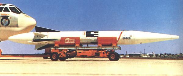 موشک های بالستیک هواپرتاب