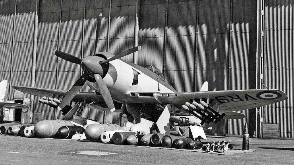 سی فیوری و تسلیحات قابل حمل آن