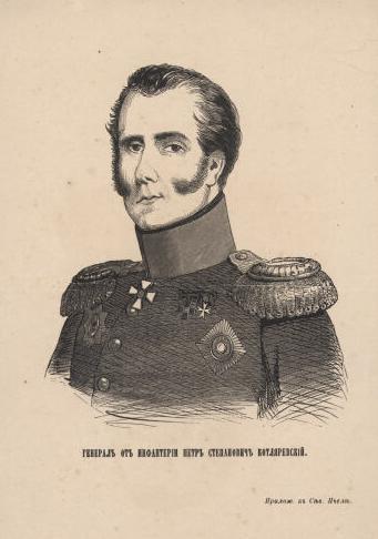 سرهنگ کوتلیاروسکی. در حالی که ژنرال های کارآزموده ای مثل گوودویچ و ترموسف در برابر ارتش ایران شکست خورده بودند او با یک حمله ناگهانی به اصلاندوز روند جنگ را به نفع روسها عوض کرد