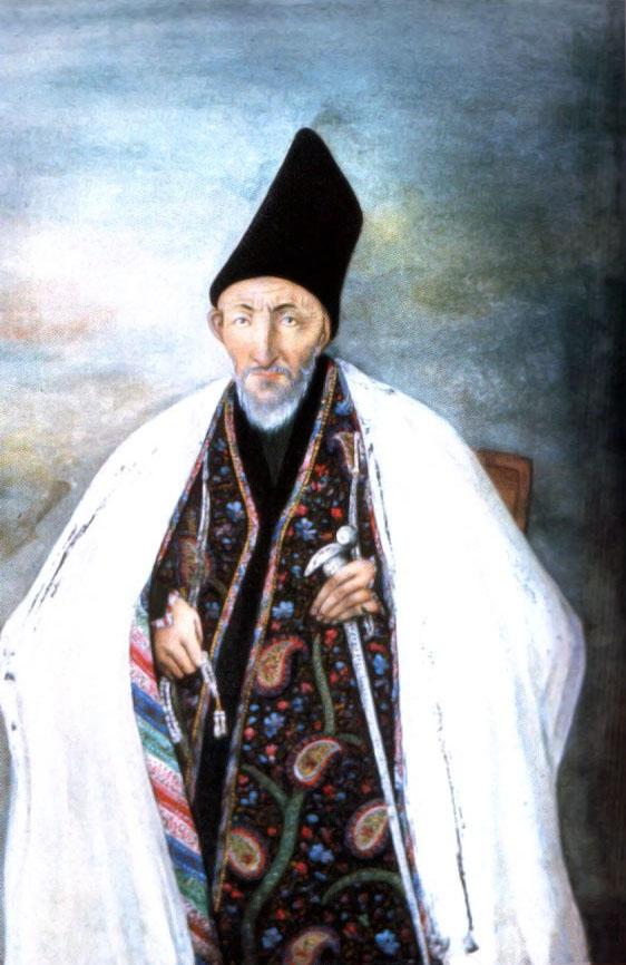 حاج میرزا آقاسی. صدراعظم خرافاتی محمد شاه. شاه کاملا مرید و پیرو این فرد بود