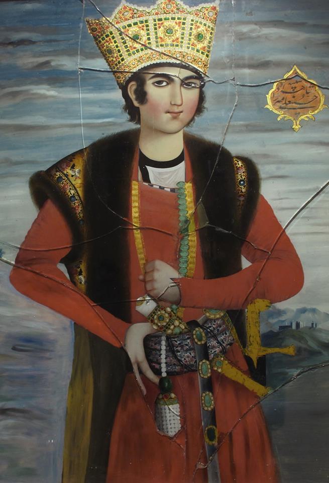 شاهزاده حسن علی میرزا. او یکی از پسران فتحعلی شاه بود که در جریان مذاکرات ترکمنچای با نیروهایش به قصد جنگ به سمت قفقاز حرکت کرد و باعث برهم خوردن مذاکرات شد