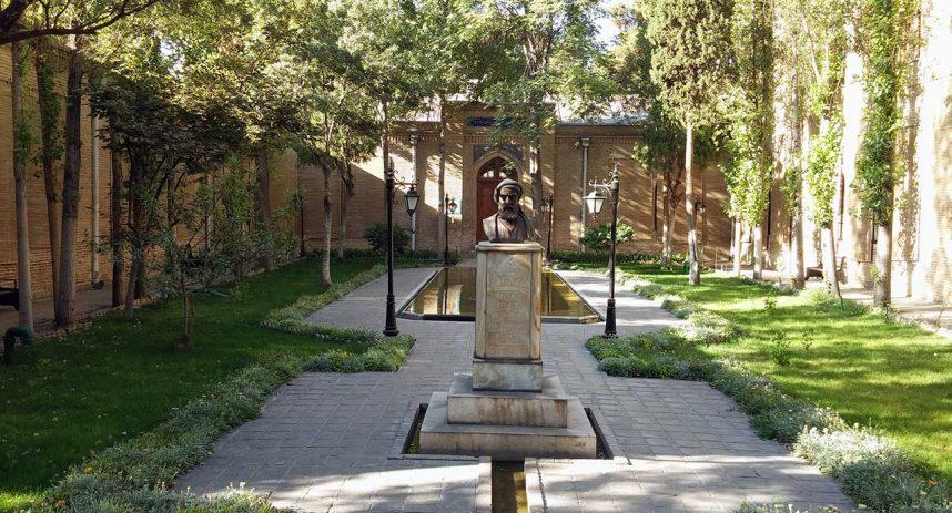 کاخ نگارستان تهران محل قتل فجیع قائم مقام فراهانی