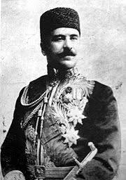 سرگی مارکوویچ معلم روسی و مشاور محمد علی شاه. او نقش بسیار پررنگی در جریان حوادث دوران سلطنت محمد علی شاه داشت