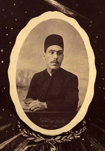 عباس آقا صراف قاتل میرزا علی اصغر خان اتابک