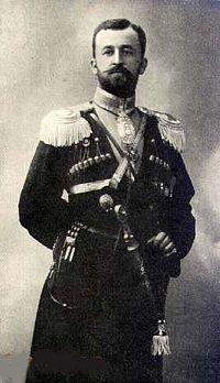 کلنل لیاخوف فرمانده قزاق خانه و اصلی ترین بازوی شاه در به توپ بستن مجلس
