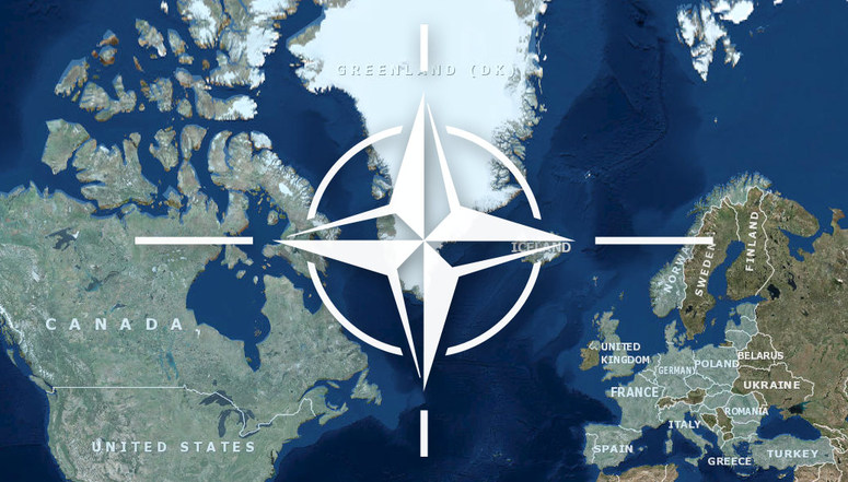 نشان پیمان اتلانتیک شمالی ناتو