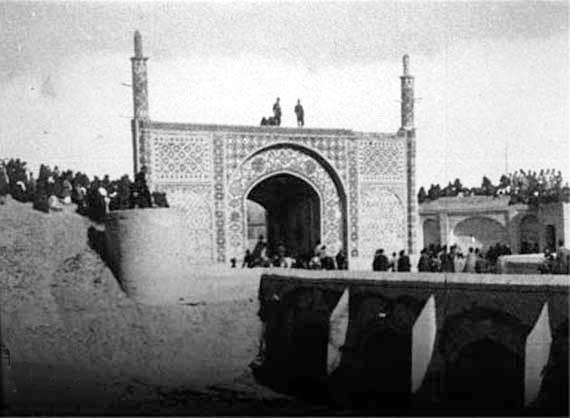 استقبال مردم تهران از سردار و سالار ملی