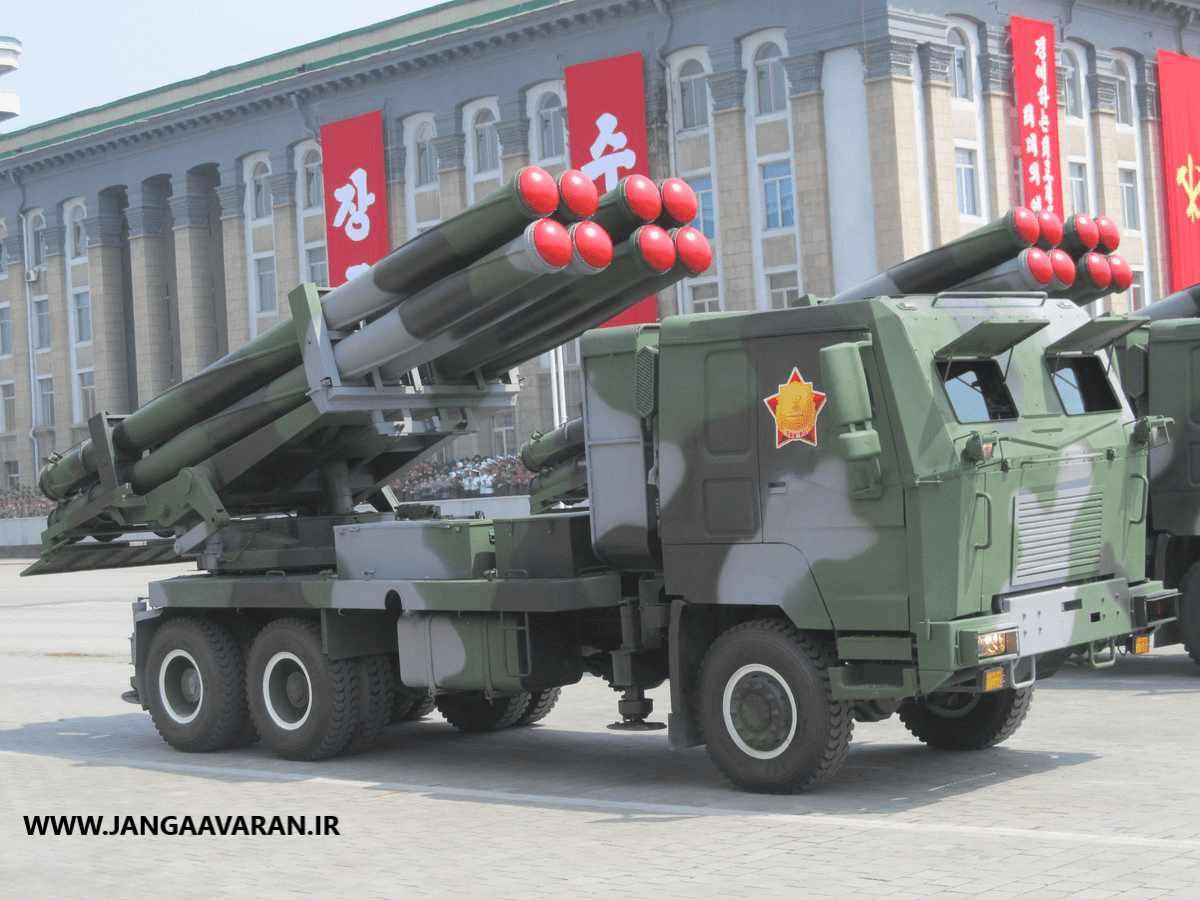 شاسی این سیستم در واقع یک کامیون تجاری غیر نظامی بوده ، ولی در کره شمالی نقش آن تغییر کرده است.