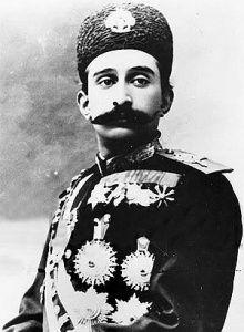 شاهزاده سالار الدوله برادر یاغی محمد علی میرزا. شورش او در کرمانشاه دردسرهای زیادی برای دولت مشروطه ایجاد کرد