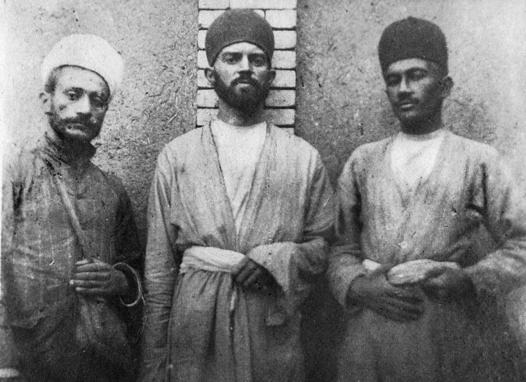 اسکار فن نیدرماریر(نفروسط) یکی دیگر از جاسوسان کار کشته آلمانی در ایران