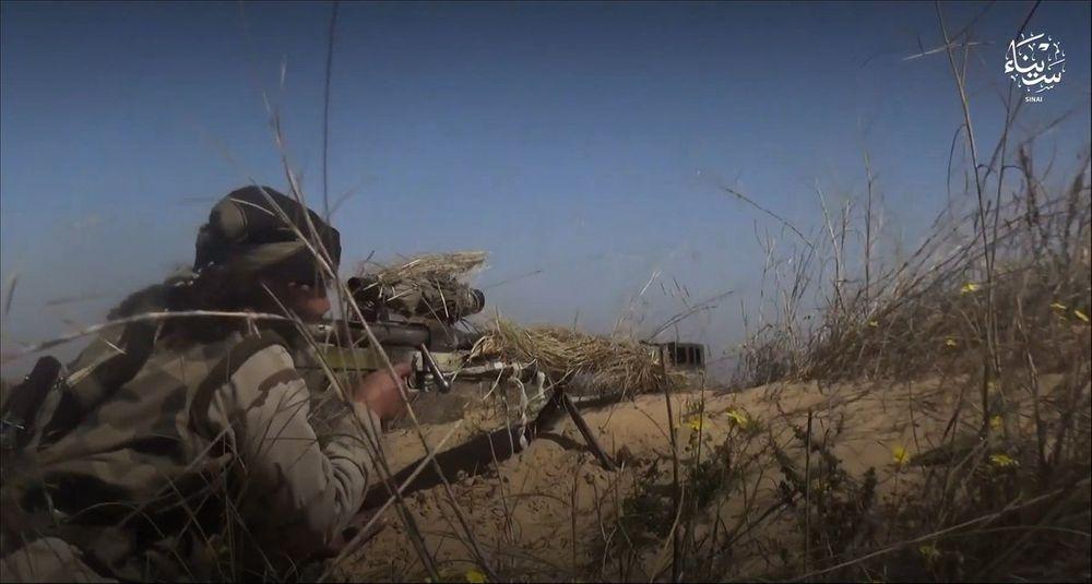 سلاح تک تیرانداز آنتی متریال صیاد و گستردگی آن در خاورمیانه
